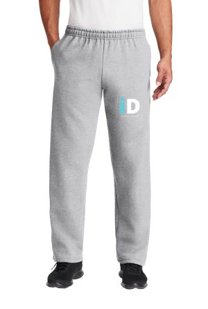 Gildan DryBlend Open Bottom Sweatpant