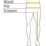 Women's Sport Fleece Pant Sizes